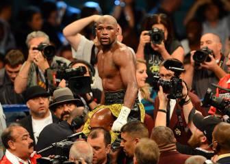 Mayweather sólo entrenará a boxeadores afroamericanos