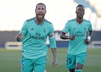 ¡Gran zurda de McGregor! Ramos lo invitó al Real Madrid