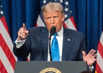 Donald Trump visitará Texas y Louisiana por Huracán Laura