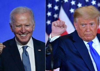 Joe Biden gana 16 puntos más al liderar en Michigan