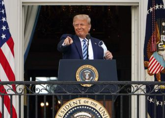 Twitter veta a Trump tras justificar asalto al Capitolio