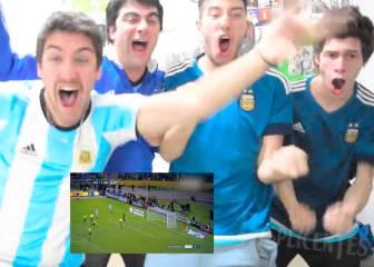 La reacción más delirante tras el pase de Argentina al Mundial
