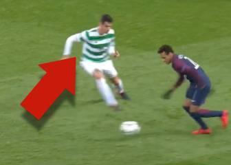 La jugada que resume cómo se sienten las 'víctimas' de Neymar