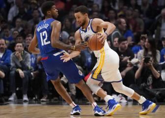 Los 45 puntos de Curry, la clase de LeBron: noche para no olvidar