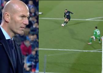 A Zidane le cambia el gesto: su amarga reacción por Kovacic