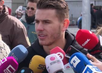 ¿Va Lucas con el Madrid y con Theo en el duelo ante el PSG?