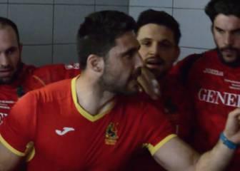 El discurso del capitán del XV español se ha hecho viral... y con razón: ¡pelos de punta!