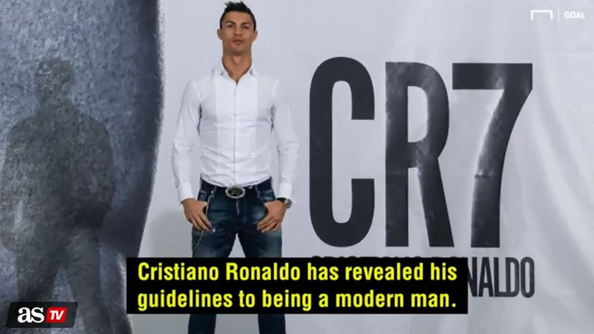 Cristiano ronaldo on being a modern man for Championship league table 99 00