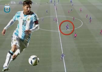 ¿Es para intimidar a España? La AFA difunde este golazo de Messi