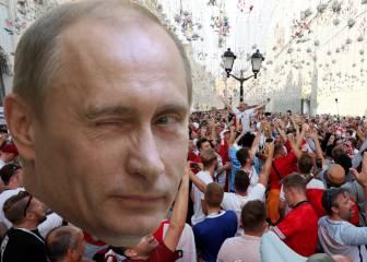 Los 5 motivos por los que no ha habido ni rastro de hooligans en Rusia