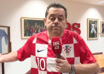 Roncero le manda un mensaje a Florentino Pérez tras la final