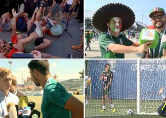 Mundial de Rusia 2018: todo un fenómeno viral
