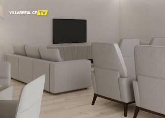 El Villarreal estrenará casa: así será la nueva residencia