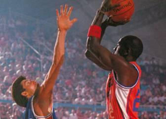 Se cumplen 28 años del día en que Jordan jugó en la ACB