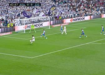 Y no había fuera de juego: el gol de Asensio que validó el VAR