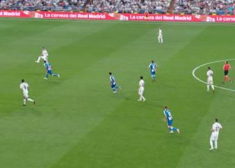 Y el Bernabéu enmudeció: del lío de Ramos a la vaselina que dejó clavado a Courtois