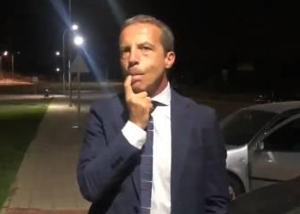 """La insinuación de Soria tras la victoria blanca: """"se creen que nos chupamos el dedo..."""""""
